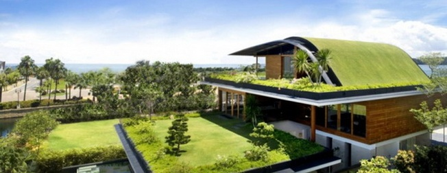 Sky Garden House autorstwa Guz Architects