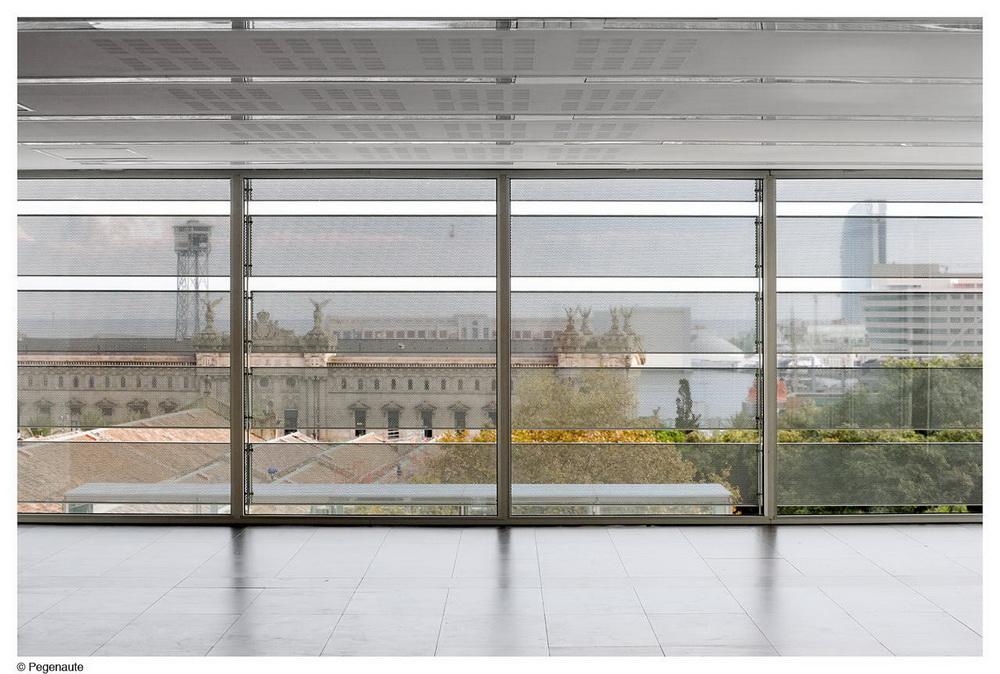 Bcq arquitectura budynek administracyjny w barcelonie - Oficina seguridad social barcelona ...