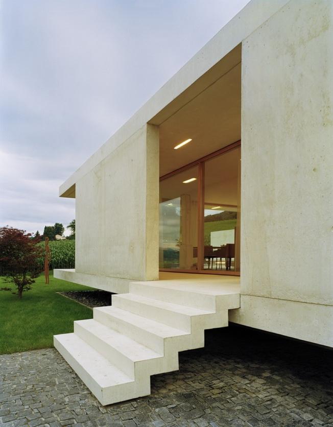 dom na zimmerberg bottom autorstwa rossetti wyss architekten. Black Bedroom Furniture Sets. Home Design Ideas