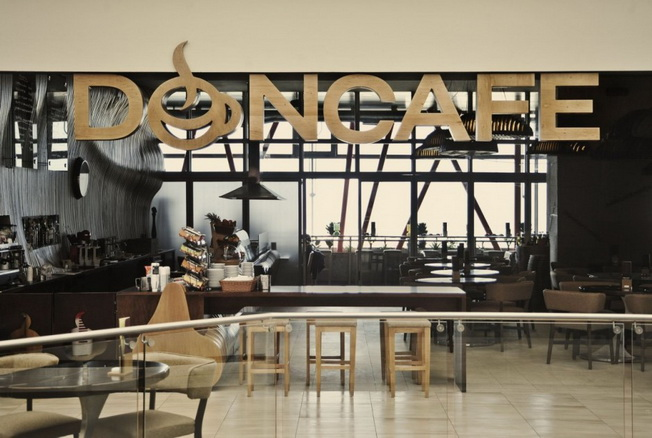Don Café House w Kosowie