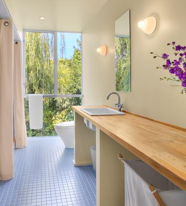 Pomysły Na Wykorzystanie Drewna W łazience Archiwebpl