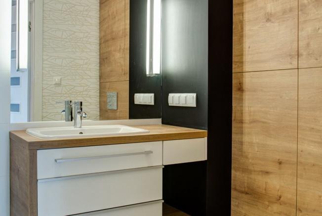 Drewno W łazience Błąd Czy Raczej Sposób Na Intrygującą