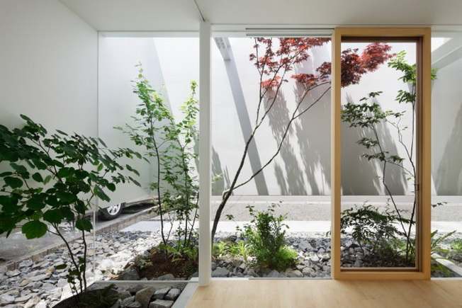 Architekci mA-style: Green Edge House w Japonii