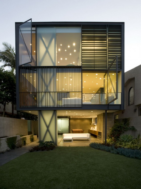 Glen Irani Architects: Hover House 3
