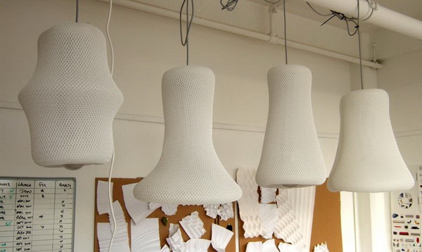 Loom Pendant - Kolekcja Lamp Benjamina Huberta - Archiweb.pl