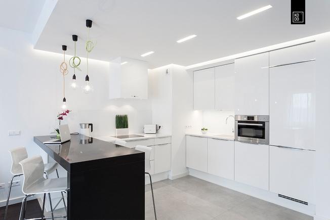 Mała Kuchnia W Bloku Jak Urządzić Ją Wygodnie I Modnie Archiwebpl