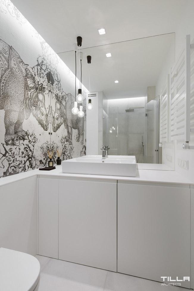 Funkcjonalna Mała łazienka W Bloku Archiwebpl