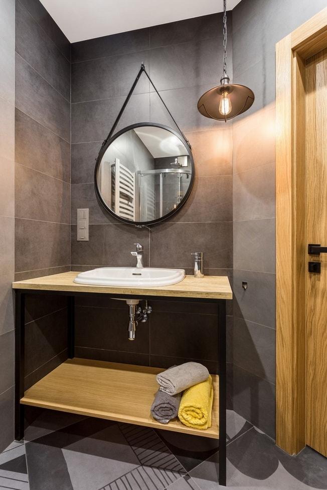Modne Lustra łazienkowe Które Wybrać Do Swojego Wnętrza