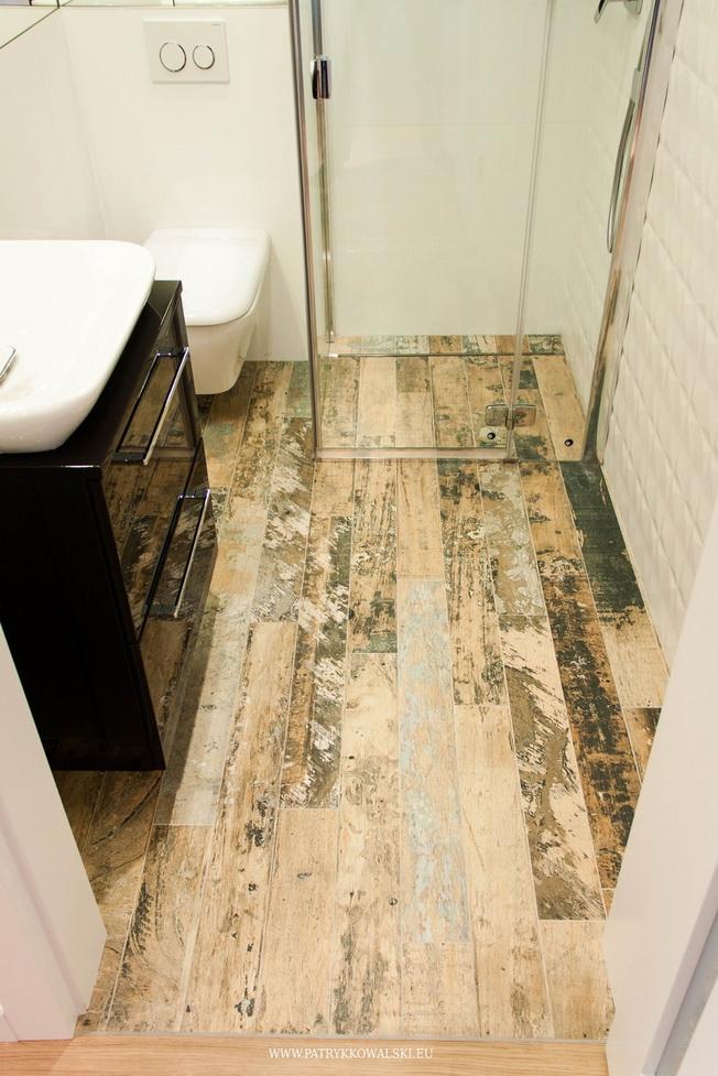 Płytki Drewnopodobne Do łazienki Zalety I Zastosowanie
