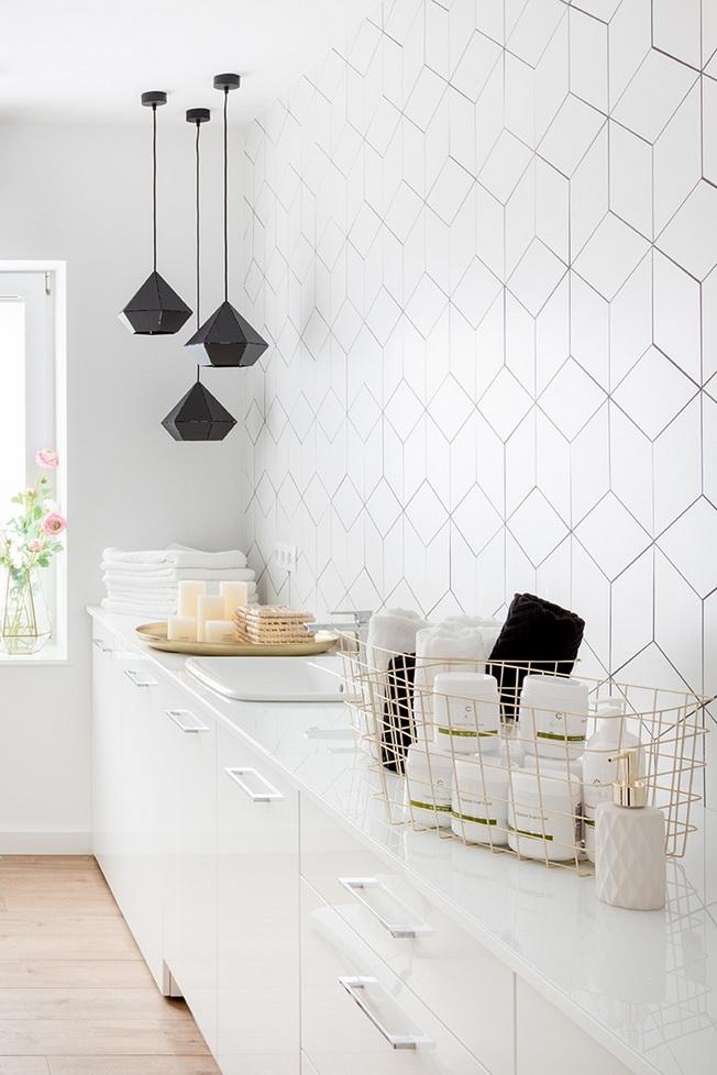 Płytki Heksagonalne W Twoim Domu Archiwebpl