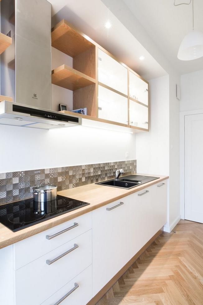 Sposób na zaprojektowanie funkcjonalnej kuchni - Archiweb.pl