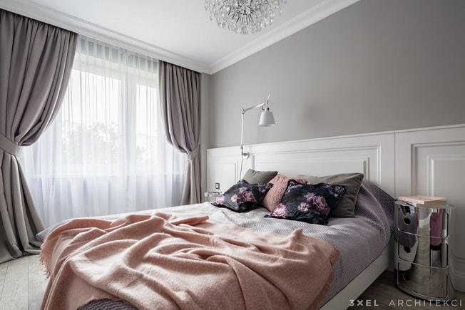 Sypialnia Glamour Rozwiazanie Dla Kobiet Z Klasa Archiweb Pl