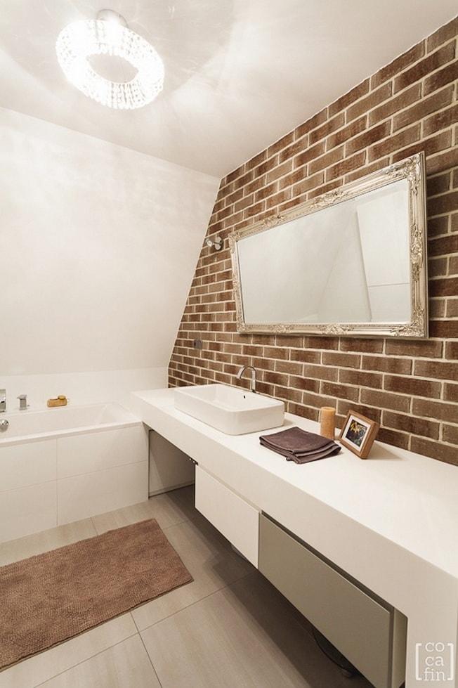 Sypialnia Na Poddaszu A Może łazienka Pomysły I Inspiracje